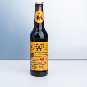 Share Pale AleShare non-alcoholic