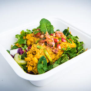 Salad daily dal